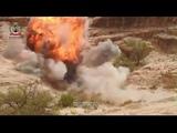 شاهد ابطال #الجيش_الوطني أثناء سيطرتهم على مواقع مليشيات الحوثي الانقلابية في مديرية باقم بـ #صعدة