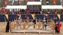 20180502 Турнир Святого Георгия 2018. Пешие бои рыцарей, финал пешего турнира латников
