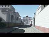 History in 3D - Ancient Rome 320 AD - 3rd trailer - Walking around Colosseum