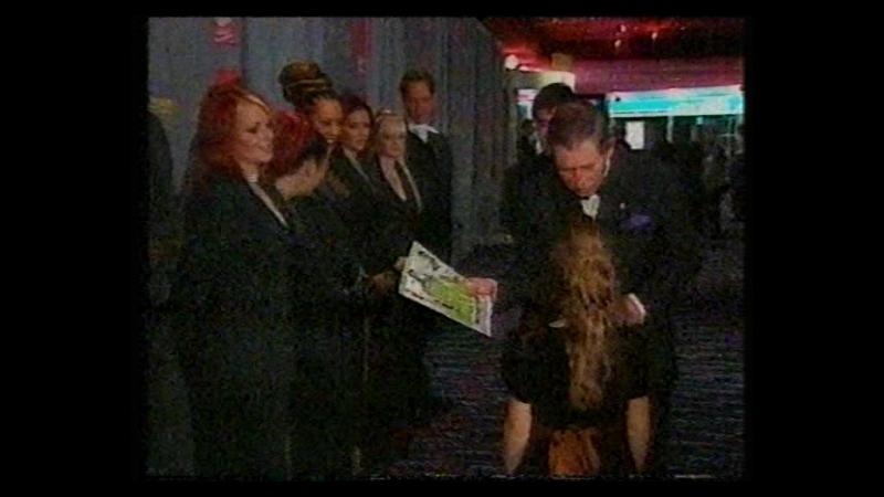 Spice Girls - Spiceworld Premiere - London - NBN News 15.12.1997