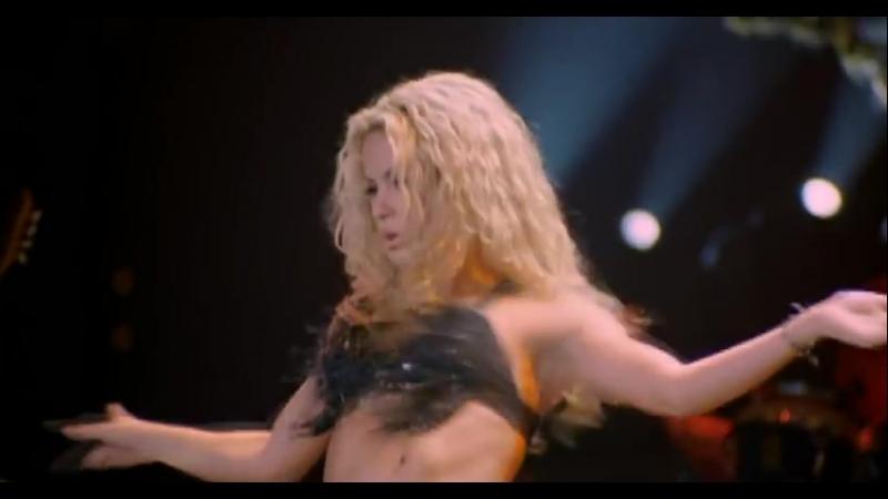 Shakira - Ojos Asi ('06 live)