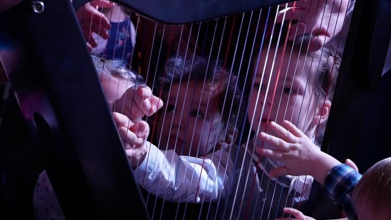 Музыкальная сказкотерапия - Арфа (Мария Маковецкая) | Я с мамой! на концерт