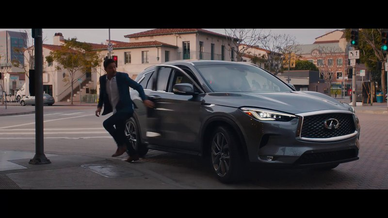 The All-New 2019 QX50 Teams Up with Marvel Studios' Avengers: Infinity War | Date Night :90s