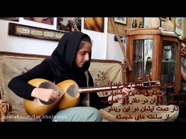 تکنوازی بی نظیر تارا پیراینده دختر ایران زمین