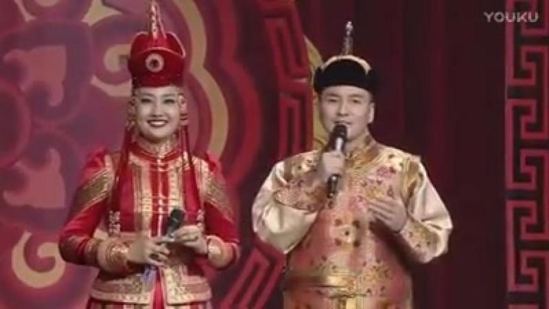 Өвөр Монголын Одон Телевизийн 2017 оны цагаан сарын үдэшлэг Ⅰ
