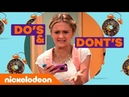How to Conquer Social Media w/ Lizzy Greene Casey Simpson📱 NRDD Nick