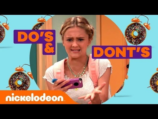 How to Conquer Social Media w/ Lizzy Greene Casey Simpson📱| NRDD | Nick