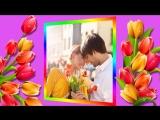 Тюльпаны - улыбка весны... - исполняет Светлана Резанова