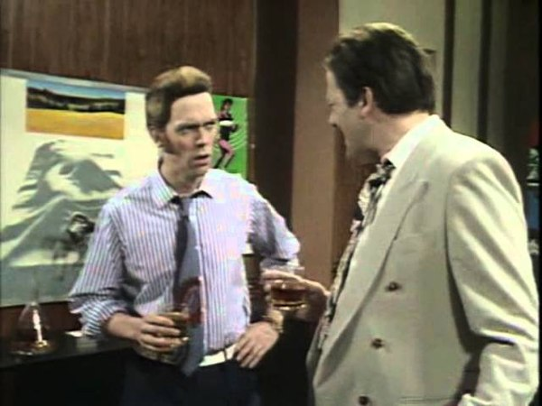 A Bit of Fry and Laurie - John and Peter: Daaamn!