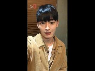 [V LIVE] #JunSeob _ 뮤직웍스 _ 오디션 전 셀프캠