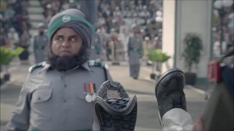 Индийская реклама клея Не ломай, объединяй