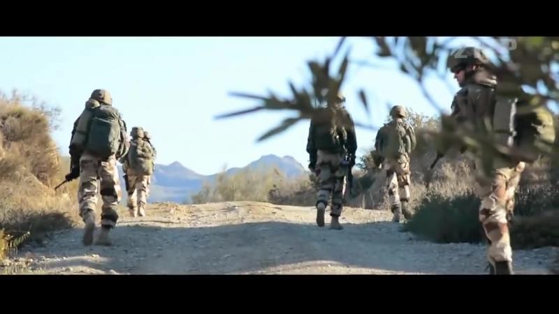 5e compagnie. 2e régiment étranger de parachutistes