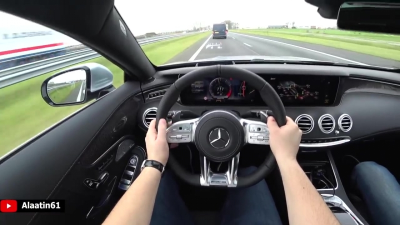 Mercedes AMG S63 4Matic Coupe