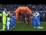 «Депортиво» - «Барселона». Чемпионский коридор