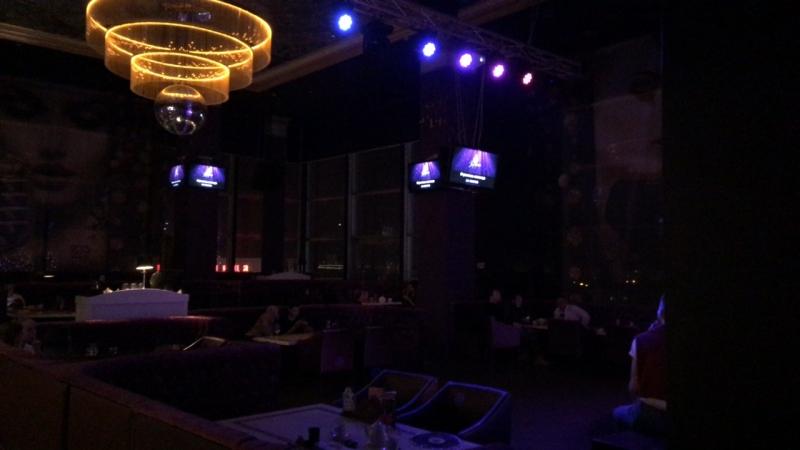 Ресторан, караоке-клуб Эйфория — Live