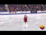 Юлия Липницкая - невероятные вращения._ Julia Lepnitskaya - incredible rotation