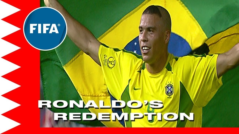 Before Cristiano, there was just Ronaldo…(EXCLUSIVE)