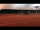 OBLADAET сыграл в теннис с 150-ой ракеткой мира — Александром Бубликом [Рифмы и Панчи