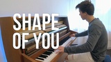 Ed Sheeran - Shape of You (Piano cover) - Peter Buka