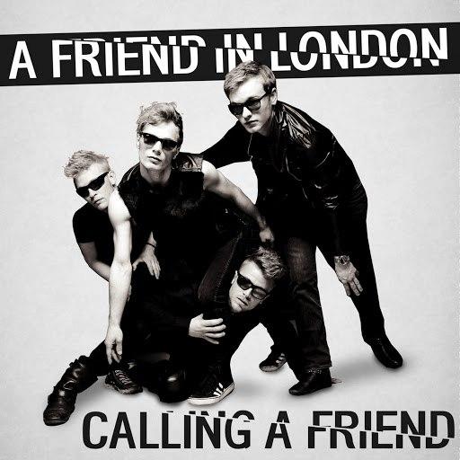 A Friend In London альбом Calling A Friend