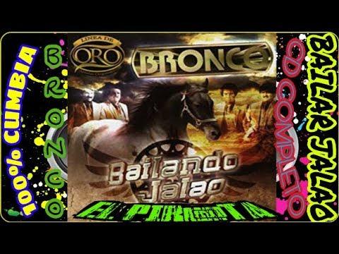 🎬 BRONCO🎧BAILANDO JALAO CD COMPLETO(1984)🎸EL PIR@TA