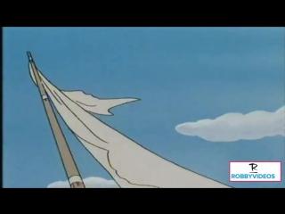 Los moomins 03 - el naufragio - el barco
