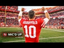 Mic'd Up: Jimmy Garoppolo vs. Tennessee Titans