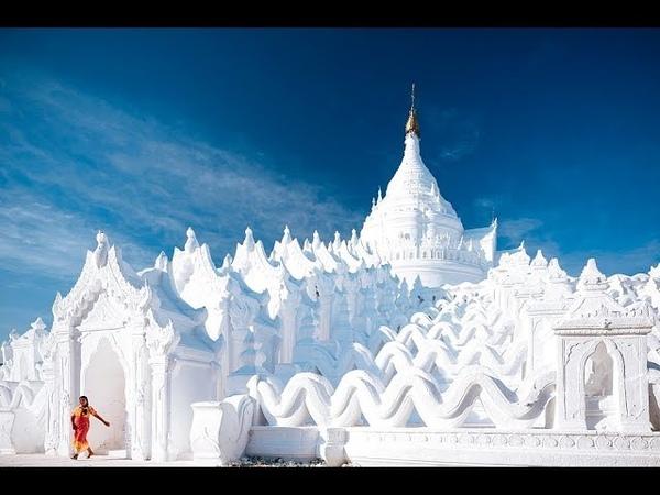 Мандала 3d = храм Синбьюме-Пайя, Мьянма
