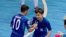 Dalian Yuan Dynasty FC 3-3 Vamos FC (AFC Futsal Club Championship 2018 : Group Stage)