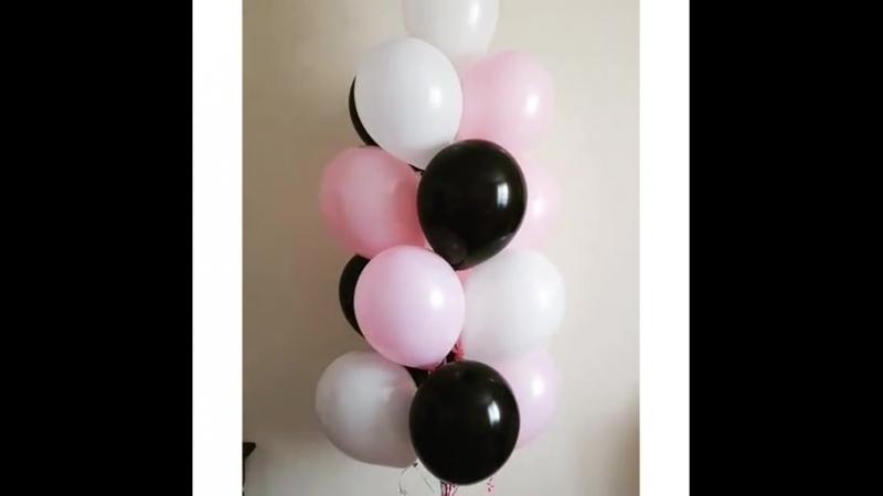 Сочетание белых, розовых и черных🤩 выбор молодого человека для своей девушки💖🖤 за заказ спасибо @ slove.t.skiy  Заказывайте по ☎
