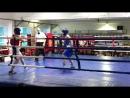 Логинов Константин 2 бой 1 раунд Бокс 18.03.18