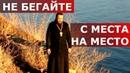 Не бегайте с места на место Священник Игорь Сильченков