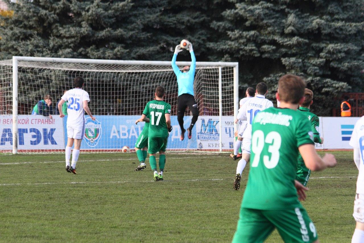 «Авангард» упустил победу над «Томью» на последних секундах