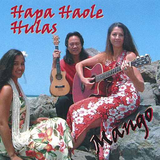 Mango альбом Hapa Haole Hulas