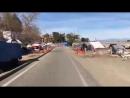 Шикарные виды на велодорожках Калифорнии
