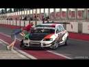Mitsubishi Lancer EVO VIII TimeAttack MONSTER with Paddle Shifters OnBoard @ Ad