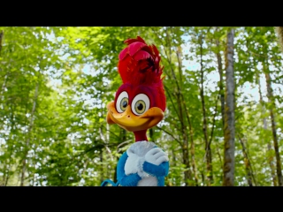 WOODY WOODPECKER Exclusive Official Trailer (2018) Live-Action Comedy Movie HD