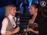 Интервью Полины Гриффис перед Евровидением (2009)