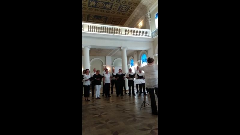 19_Немецкий хор Westfalenchor (дирижёр Татьяна Хундт)