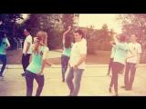 видео-отчет SOUS Kizomba flashmob 4092016 Чита