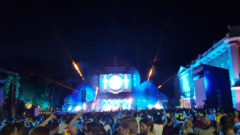 Swanky Tunes в Нижнем Новгороде на FanFest
