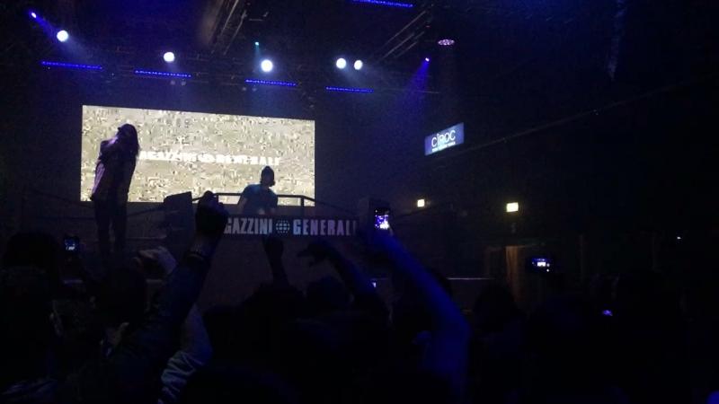 Bones Milan February 2018