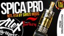 КРУТОЙ MTL ИЗ ТУРЦИИ l Spica PRO MTL RTA l by Sirius Mods l ENG SUBS l Alex VapersMD review 🚭🔞