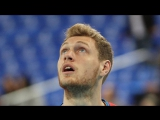 TOP 10 Best Volleyball Actions by Drazen Luburic. Serbia Volleyball. Volleyball 2017