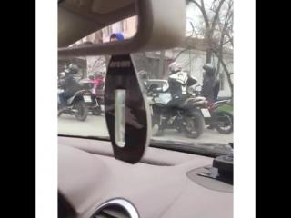 Немного видео с открытия мотосезона в городе Шу, Казахстан #rbmcckz #motoclub #moto #bikers #openseason #motoseason #motolife @
