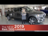All-New 2019 Ram 1500 Limited - Minneapolis, Elk River, Coon Rapids, St Paul, St Cloud, MN Review