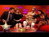Chris Pratt &amp Thandie Newton Are Both Pro-Bush The Graham Norton Show