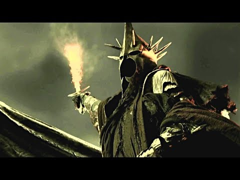 Ride of the Rohirrim (Scene) | The Lord of the Rings The Return of the King (2003) (Subtitles)