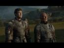 Дейенерис приказывает Дрогону заживо сжечь Тарли Игра Престолов