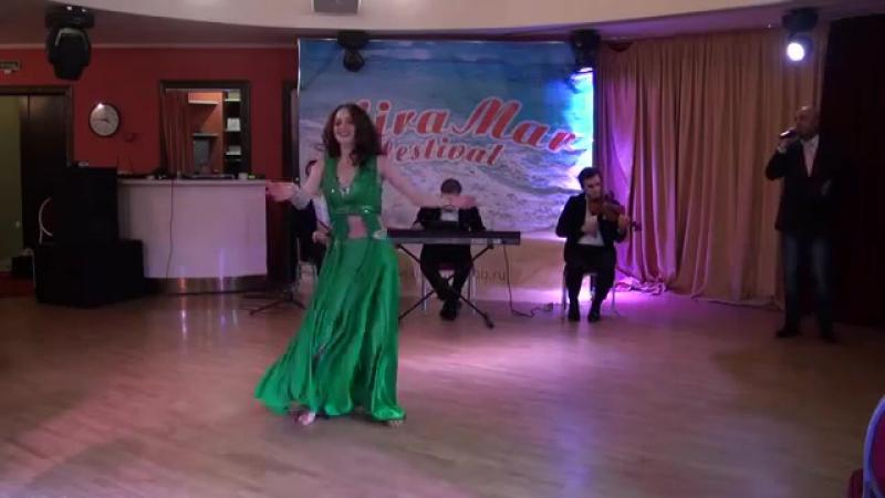 Нечаева Алеся Fi youm wa Leila табла соло 18811